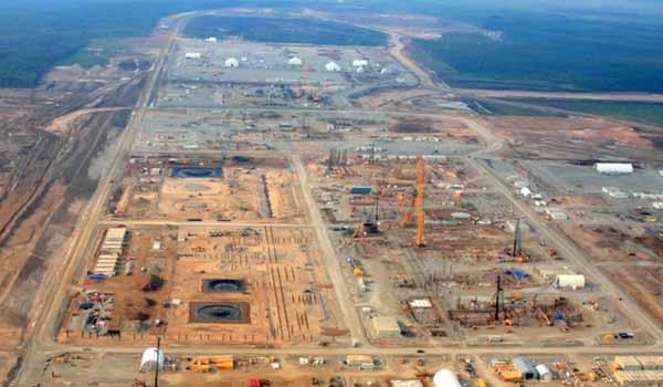 Kearl Lake Oil Sands 3